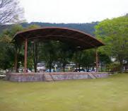 ステージ広場